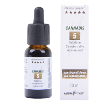 CANNABIS 5 - 20 ml